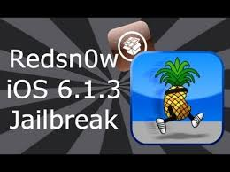 Redsn0w iOS 6.1.3 version