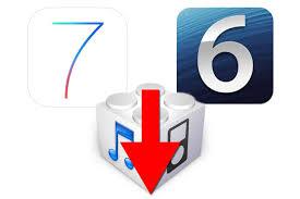 Downgrade iOS 7 beta to 6.1.3 iOS version